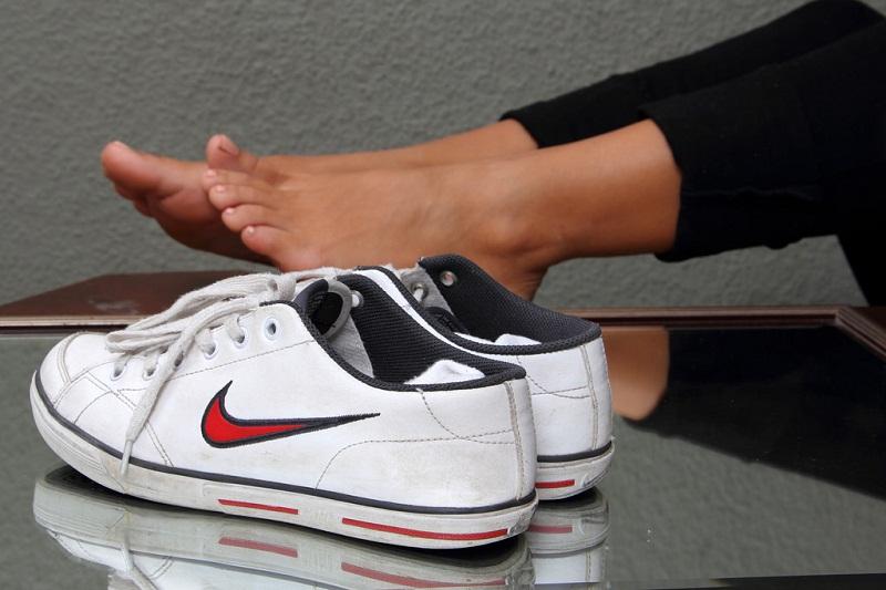 Запах из кроссовок