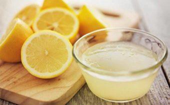 Лимонный сок для чистки чайника