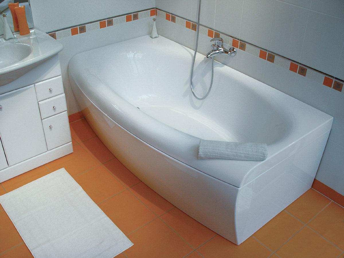чистота в ванной