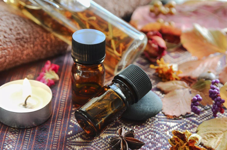 эфирные масла от запаха гари