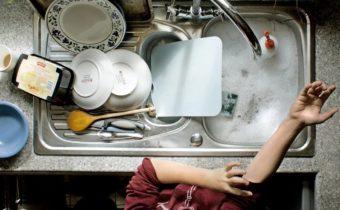 мытье посуды