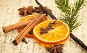 кожура апельсина от запаха дыма