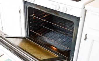 газовая духовка