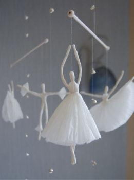 новогодние балерины