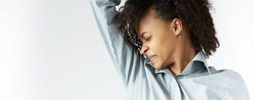 Эффективное удаление запаха пота на одежде